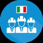 Tecnologie avanzate e creatività italiana sono di famiglia.