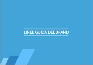 linee guida del brand